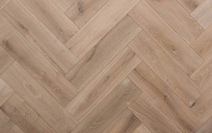 wooden herringbone flooring Valletta